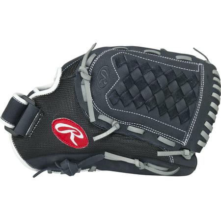 Black Baseball Glove - Rawlings Renegade Series Baseball Glove