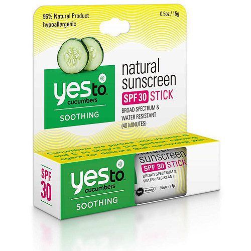 Yes To Yes To Cucumbers Sunscreen, 0.5 oz