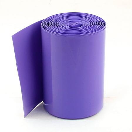 10m 33ft PVC Heat Shrink Tubing Wrap 85mm/55mm f 18650 Battery Pack - image 1 de 1