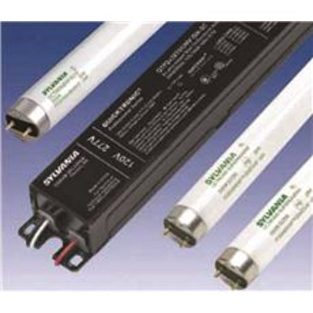 Sylvania Quicktronic Professional Electronic Ballast, T8, Instant Start, 3 X 32 Watts, 120 (American Ballast Ab2 32 Ip 120 R)