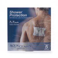- Aqua Guard Moisture Barrier, Latex Free, 7 X 7 5 ea