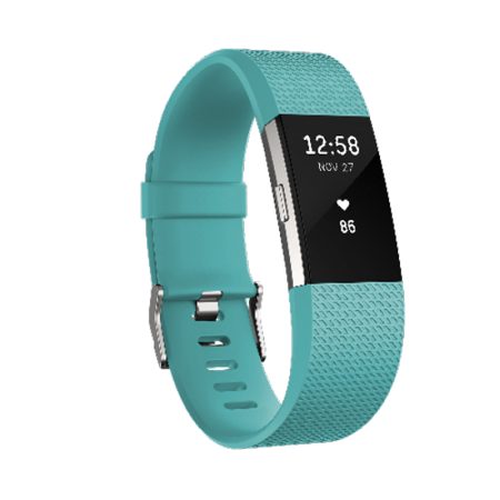 Fitbit Charge 2 Activity Tracker + Heart Rate - Small