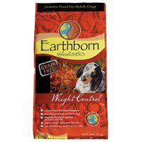 Earthborn Holistic Grain-Free Weight Control Adult Dry Dog Food