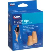 Carex Extra Large Crutch Tips