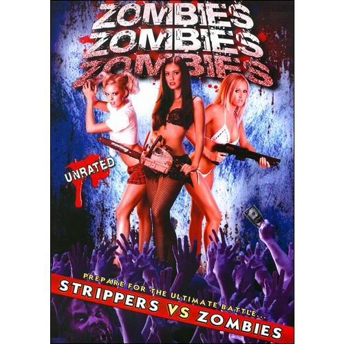 Zombies Zombies Zombies (Widescreen)
