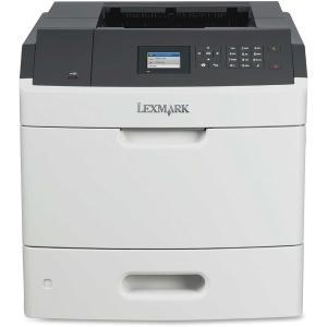 Lexmark MS810N Laser Printer - Monochrome - 1200 x 1200 dpi Print -