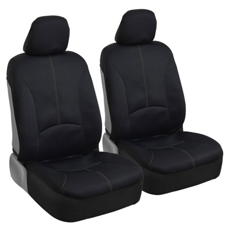 Motor Trend Stitched Neoprene Car Seat Covers