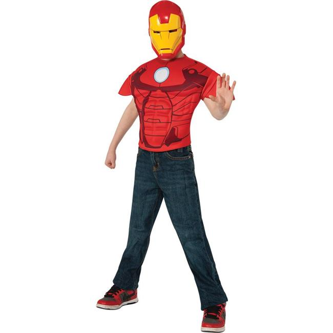 Iron Man Child Top