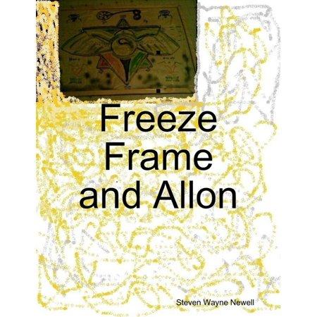 Freeze Frame and Allon - eBook