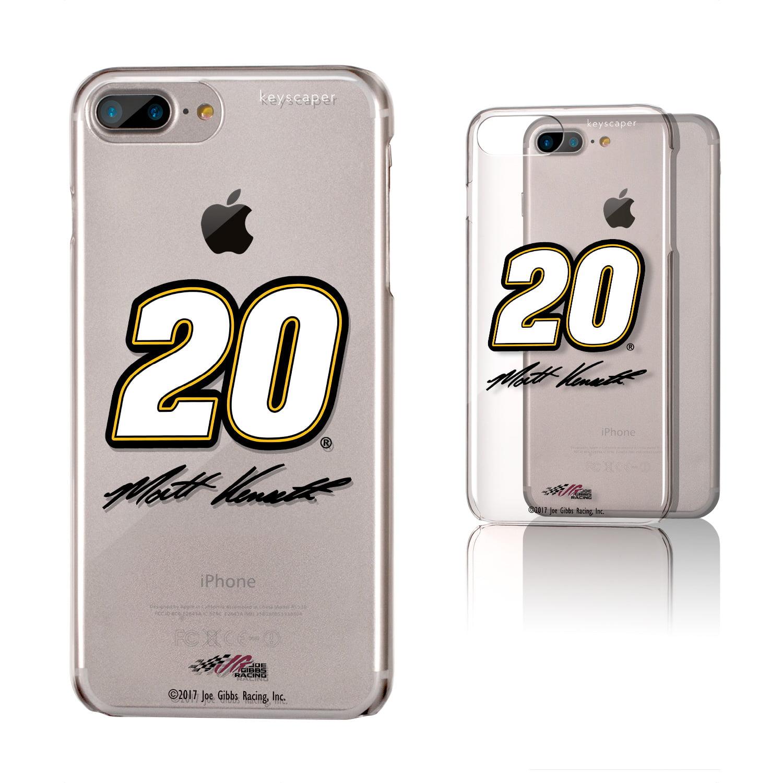 Matt Kenseth iPhone 7+ Clear Case