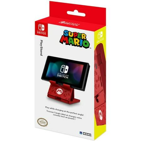 HORI Compact Stand - Mario Edition for Nintendo - Nintendo Stand