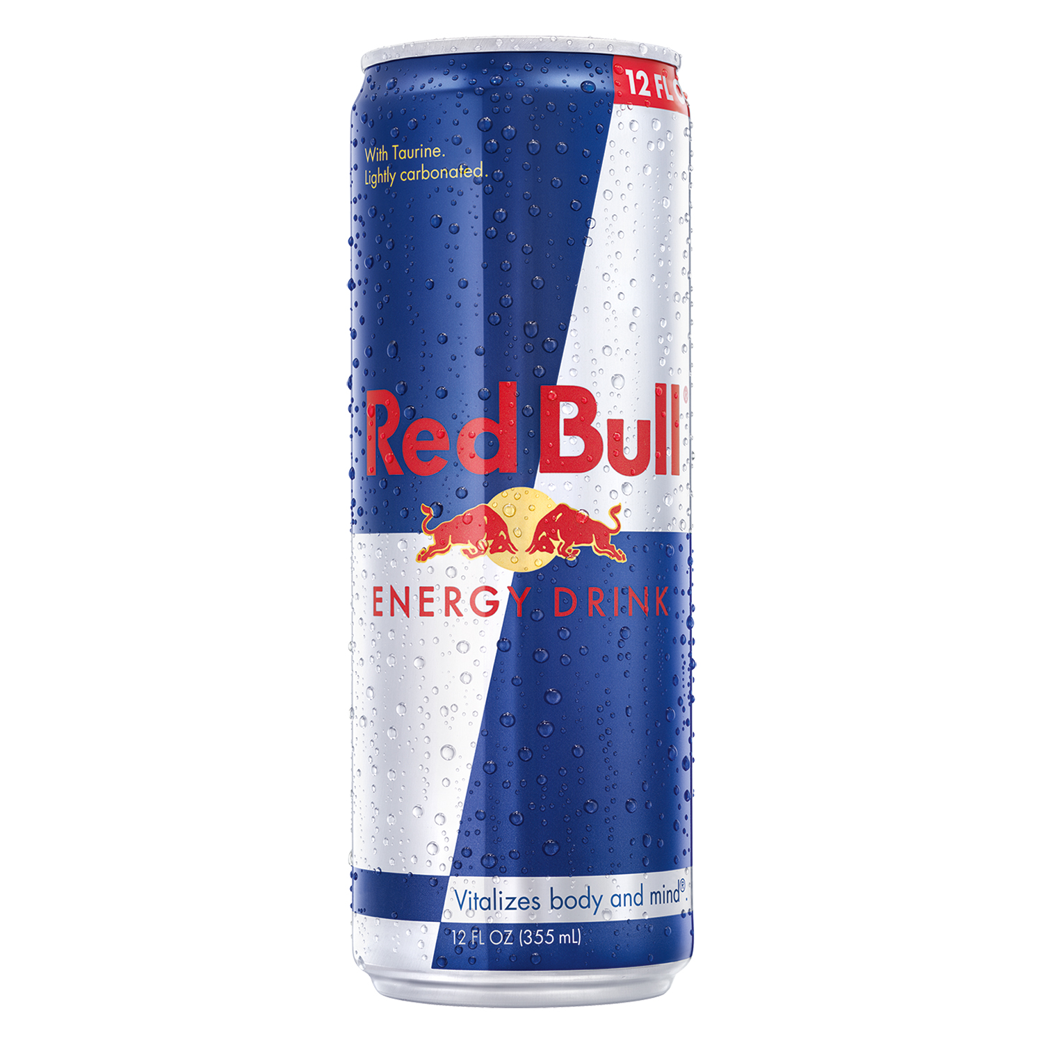 Red Bull Energy Drink, 12 Fl Oz Can