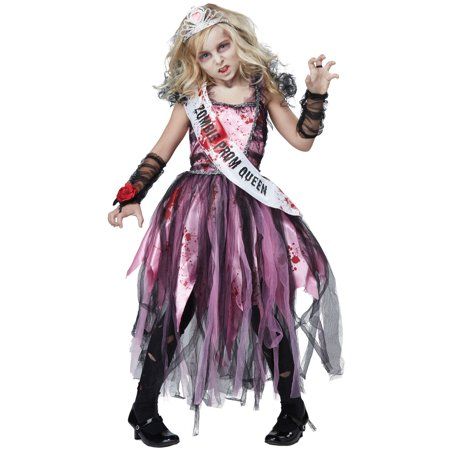Undead Prom Queen Child Costume (Dead Prom Queen Costume)