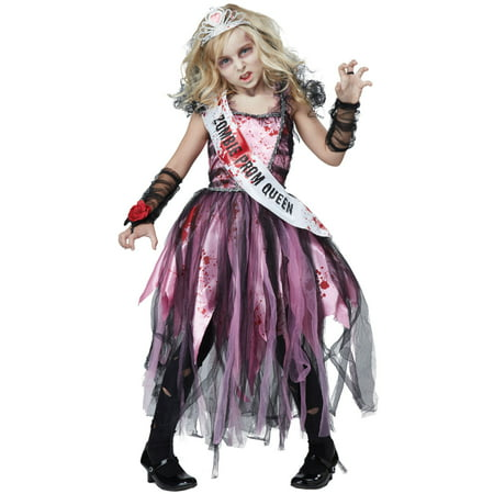 Undead Prom Queen Child - Official Costumes Promo Code