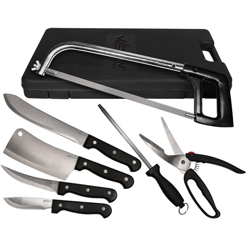 Weston Game Processing 10-Piece Knife Set