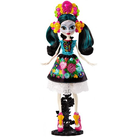 Skelita Monster High (Monster High Collector Skelita Calaveras)