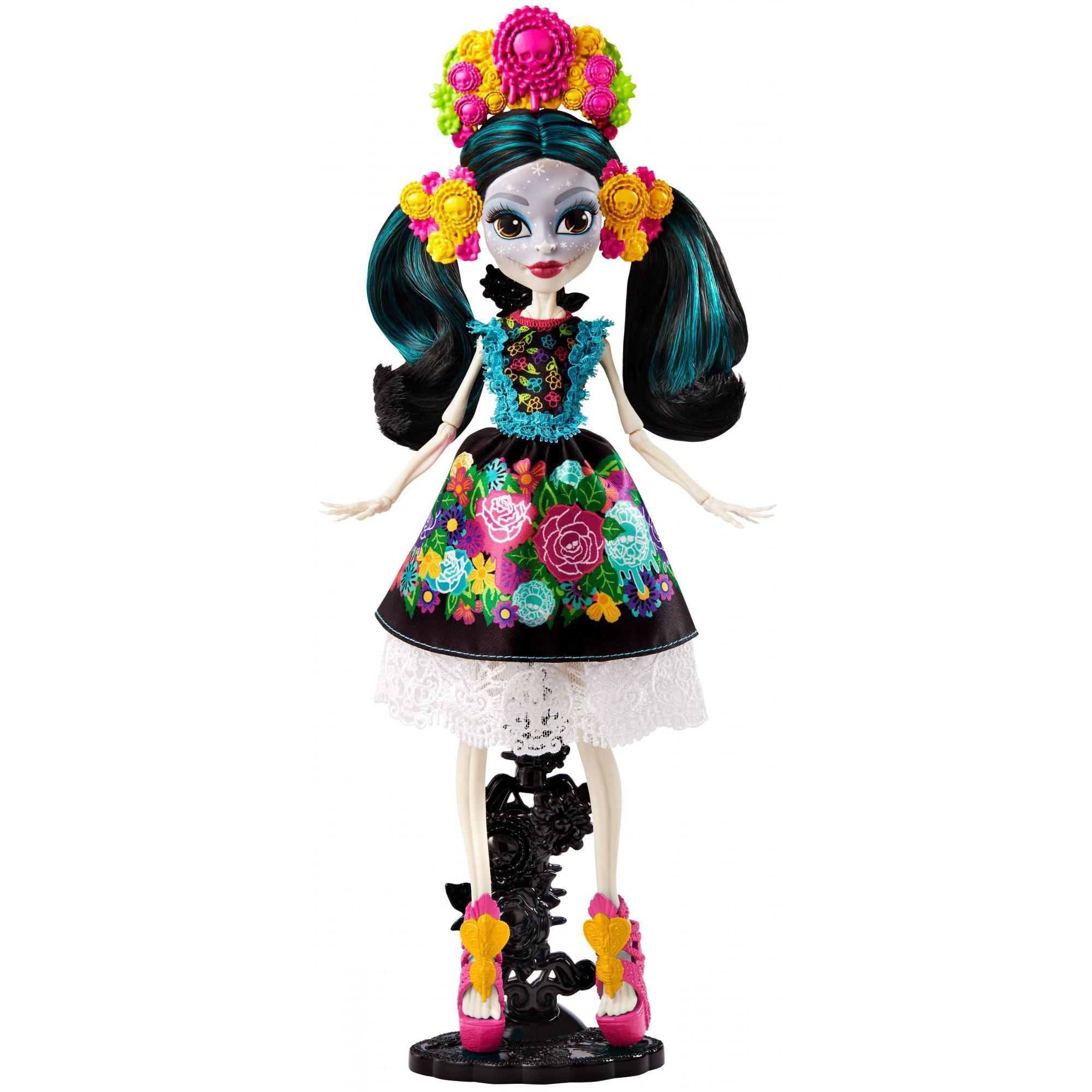 Monster High Collector Skelita Calaveras Doll