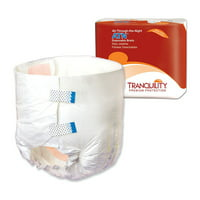 Tranquility ATN (All-Through-The-Night) Brief, Large, 96 - Count