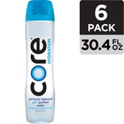 Core Hydration Perfectly Balanced Water, 30.4 fl oz, 6 count