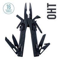 LEATHERMAN - OHT One Handed Multitool  -Black with MOLLE Black Sheath- (831631/831540)