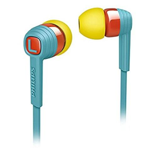 Philips SHE7050/BR She7050br Citiscape In-ear Headphones In-ear She7050