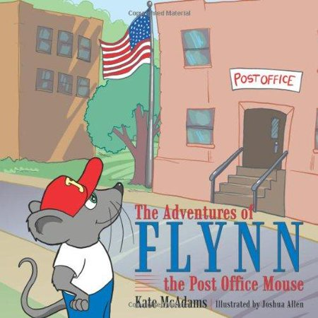 Flynn The Post Office Mouse