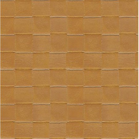 Colonial 68 Faux Basket Weave & Leather Feel Vinyl Fabric, Peanut - Peanuts Fabric
