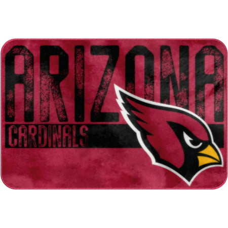 Arizona Cardinals Car Mats (NFL Arizona Cardinals Micro-Polyester 20