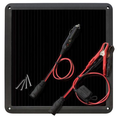 NOCO Battery Life BLSOLAR5 5.0-Watt Solar Battery Charger by The Noco Company