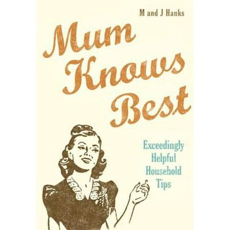Mum Knows Best - eBook