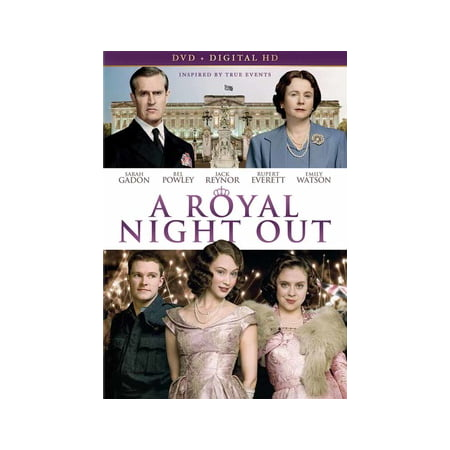 A Royal Night Out (DVD)](Halloween Nights Out London 2017)