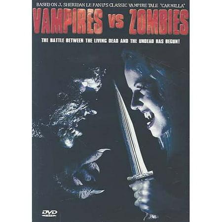 Vampires vs. Zombies - Halloween Wars Zombies Vs. Vampires