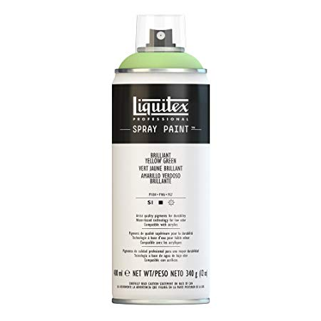 Liquitex - Professional Spray Paint - Brilliant Yellow Green