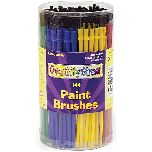 Creativity Street Economy Paint Brush Canister
