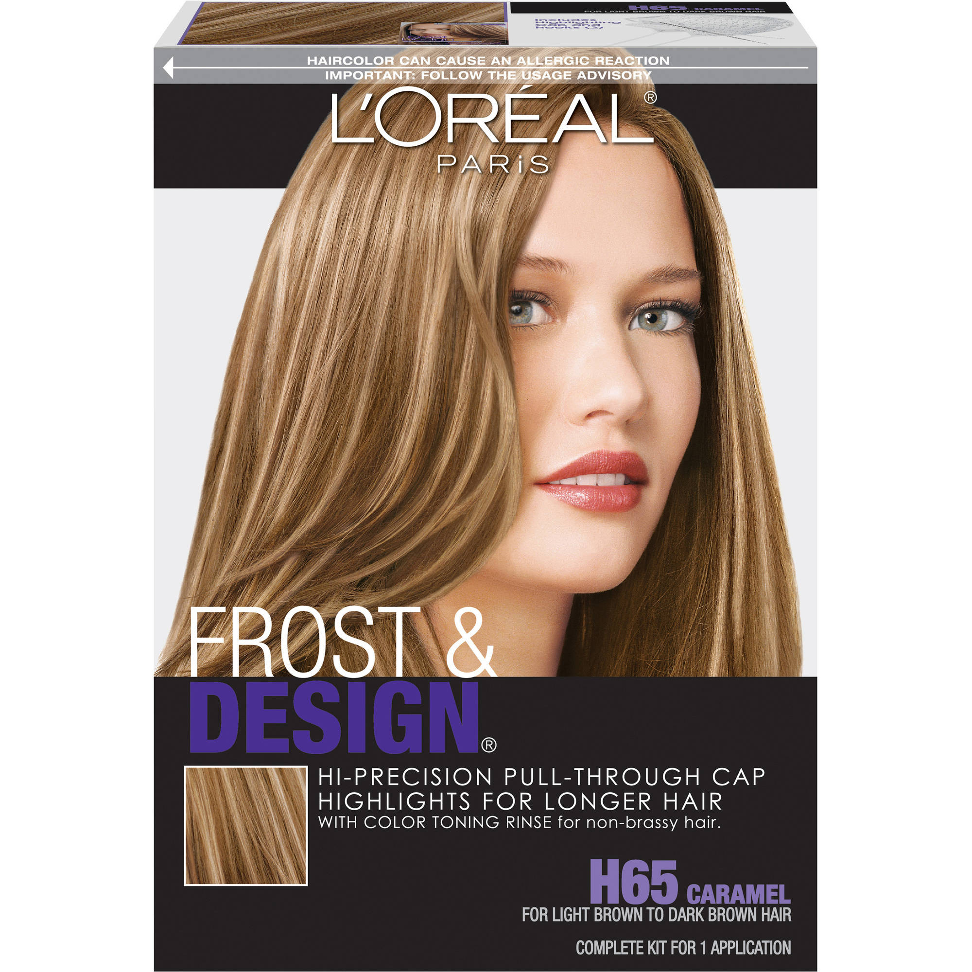 L'Oreal Paris Frost & Design Hair Frost Kit