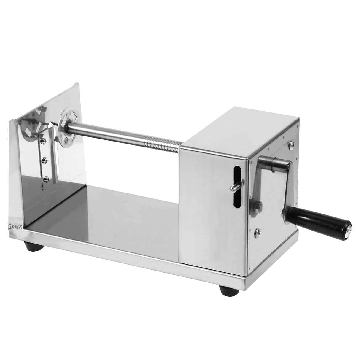 Details about  /Potato Spiral Cutter Roller French Fry Cutter