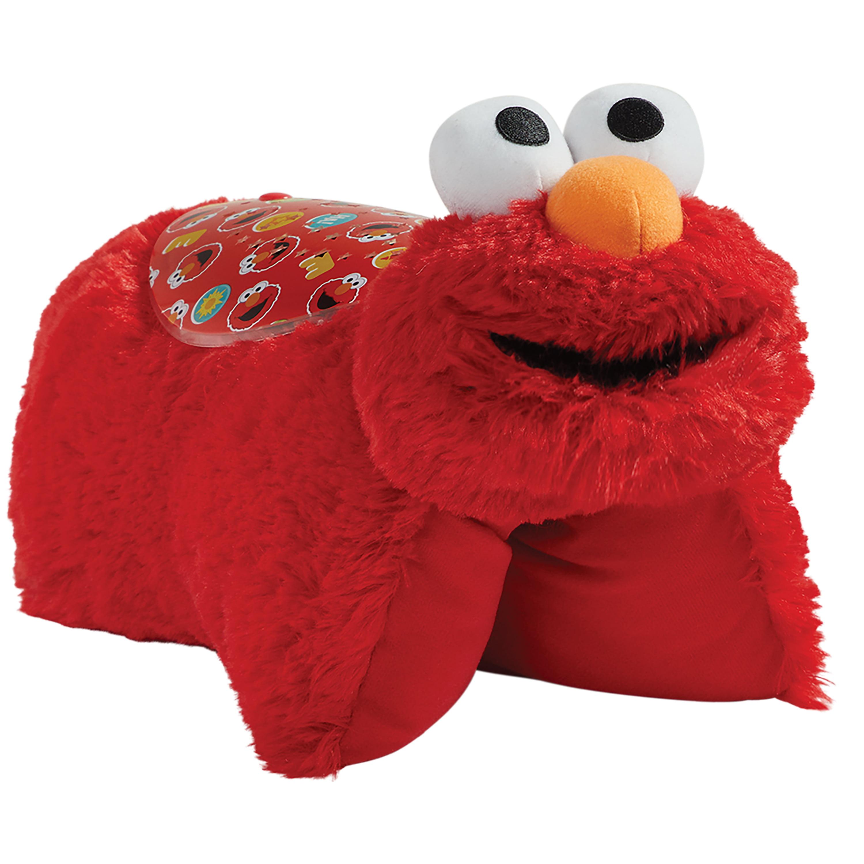 Pillow Pets Sesame Street Elmo Sleeptime Lites Elmo Plush Night Light by CJ Products