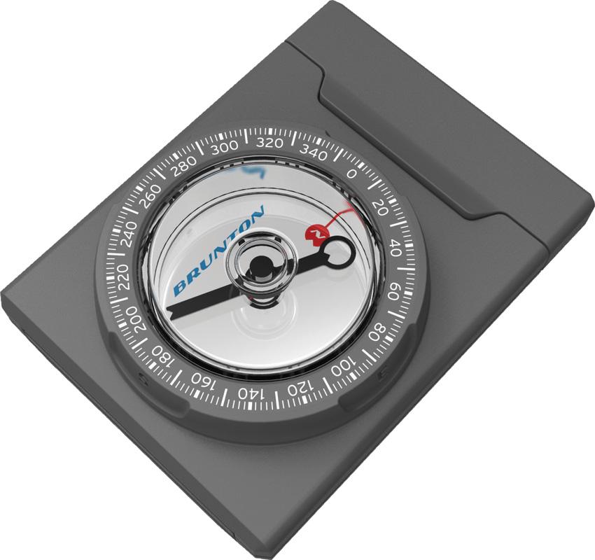 Brunton F-TALOCKER Tag Along Locker Compass OSS System