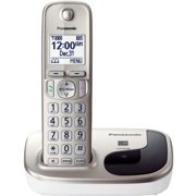 EXPANDABLE DIGITAL CORDLESS PHONE W/ 1 HANDSET SILVER