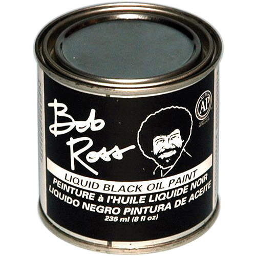 Bob Ross Oil Paint, 236ml/pkg
