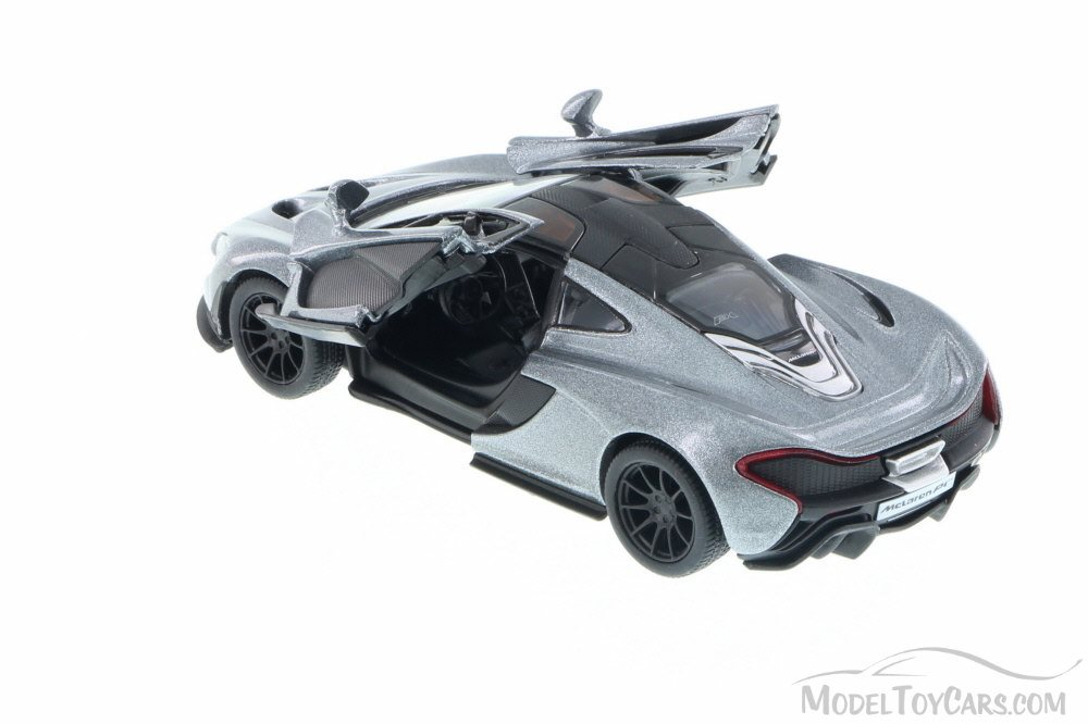 Mclaren P1 Gray Kinsmart 5393d 1 36 Scale Diecast Model Toy Car