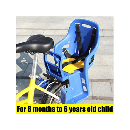 Safe Bicycle Kids Child Front Back Baby Seat Chair Bike