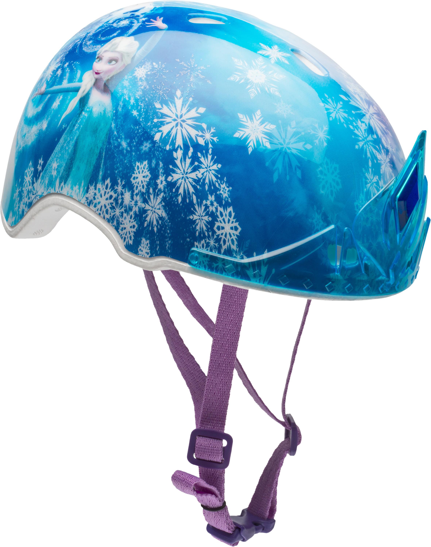 Bell Disney Frozen 3D Tiara Multisport Helmet, Child 5+ (51-54cm)