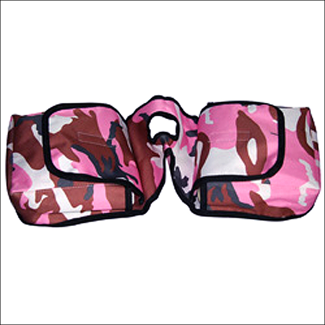 HILASON WESTERN TACK HORSE CAMO HORN BAG CAMOUFLAGE
