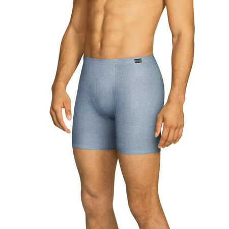Mens Tagless Boxer Brief, 9 Pack ()