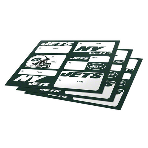 NFL - New York Jets Gift Stickers