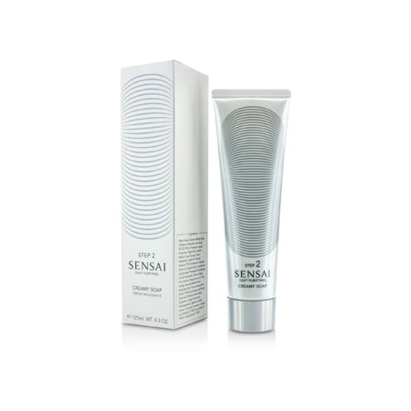Sensai Silky Purifying Creamy Soap (New Packaging) 4.3oz