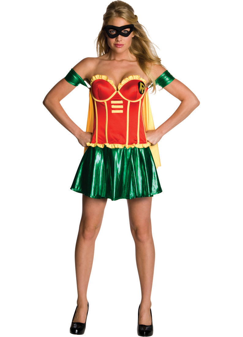 Adult Female Robin Costume Rubies 889899 Extra Small  sc 1 st  Walmart & Adult Female Robin Costume Rubies 889899 Extra Small - Walmart.com