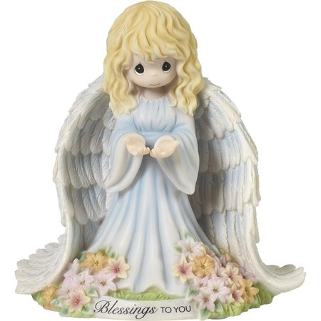 Precious Moments 172413 Blessings To You Angel Figurine](Precious Moments Halloween Figurines)