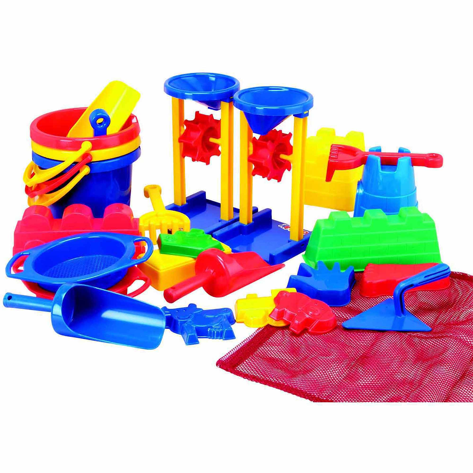 Childcraft Sand Activity, Multiple Colors, Set of 25